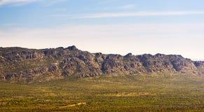 Grampians-Berge stockfoto
