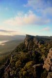 Grampians landscape view Australia royalty free stock photography