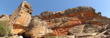 Grampians park narodowy, Wiktoria, Australia obraz stock