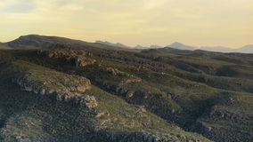 The Grampians Zoom Out stock footage