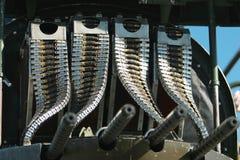Grampos da munição Imagens de Stock Royalty Free