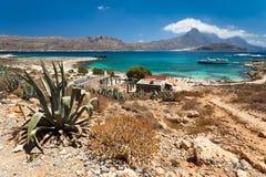 Gramvousa Island Stock Image