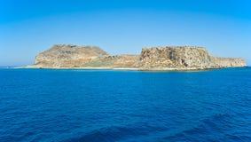 Gramvousa Island Royalty Free Stock Image