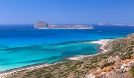 Gramvousa Island, Crete, Greece. Royalty Free Stock Image