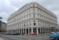 Gran旅馆Manzana Kempinski La Habana 免版税库存图片