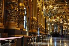 Gran ópera en París Foto de archivo libre de regalías