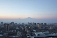 Gran Ararat Imagen de archivo libre de regalías