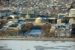 Gran bóveda del MIT Fotografía de archivo libre de regalías