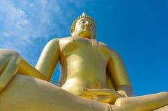 Gran Buda de Tailandia Fotografía de archivo