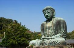 Gran Buddha Fotografía de archivo