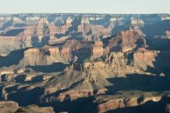 Gran Cañón, América Foto de archivo