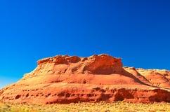 Paisaje de los E.E.U.U., Gran Cañón. Arizona, Utah, los Estados Unidos de América Fotografía de archivo libre de regalías