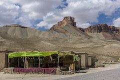 Gran Cañón de Afganistán Imagenes de archivo