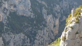Gran Cañón del verdon, Francia imagenes de archivo