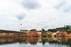 Gran Cañón en Chiang Mai, Tailandia Imagen de archivo