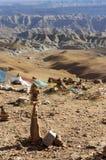 Gran Cañón en Tíbet Fotografía de archivo libre de regalías