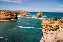 Gran camino del océano Fotos de archivo libres de regalías