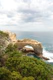 Gran camino del océano - el arco Fotografía de archivo