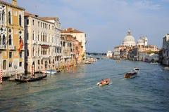 Gran Canal Foto de archivo libre de regalías