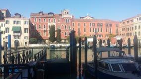 El Gran Canal de Venecia. Royalty Free Stock Images