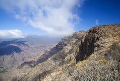 Gran Canaria, ноябрь Стоковое Изображение