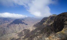 Gran Canaria, ноябрь Стоковое Фото