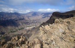 Gran Canaria, ноябрь Стоковые Изображения