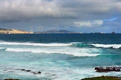 Gran Canaria stock afbeeldingen