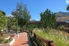 Gran Canaria - Agaete Stock Foto's