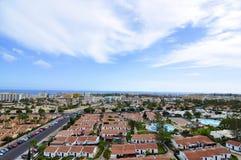 Gran Canaria Ansicht Stockbild