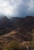 Gran Canaria, Barranco de Aldea Fotografía de archivo libre de regalías