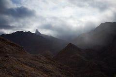Gran Canaria, Barranco de Aldea Imágenes de archivo libres de regalías