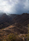 Gran Canaria, Barranco de Aldea Royalty Free Stock Photography