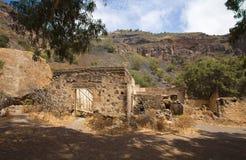 Gran Canaria, Caldera de Bandama royaltyfria bilder