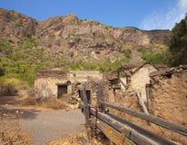 Gran Canaria, Caldera de Bandama Stock Photo