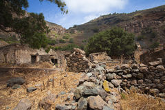 Gran Canaria, Caldera de Bandama Royalty Free Stock Photography