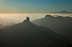 Gran Canaria, Caldera de Tejeda, Stock Image