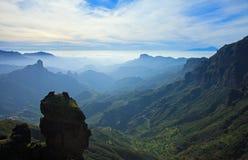 Gran Canaria, Caldera de Tejeda Royalty Free Stock Photography