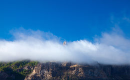 Gran Canaria, Caldera de Tejeda, morning light Royalty Free Stock Photography