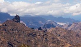 Gran Canaria, Caldera de Tejeda Royalty Free Stock Photos
