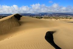 Gran Canaria, Canary Islands, desert Stock Photography