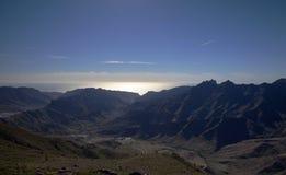 Gran Canaria, December stock afbeelding