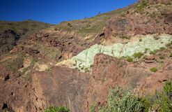 Gran Canaria, December royalty-vrije stock fotografie