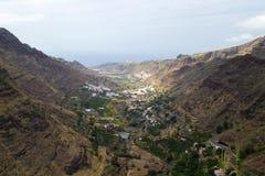 Gran Canaria, dolina Agaete Obrazy Stock