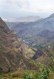 Gran Canaria, dolina Agaete Obrazy Royalty Free