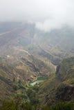 Gran Canaria, dolina Agaete Fotografia Royalty Free