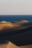 Gran Canaria Dunes in Maspalomas Royalty Free Stock Photo