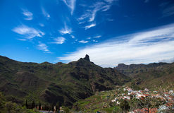 Gran Canaria, February Royalty Free Stock Photography