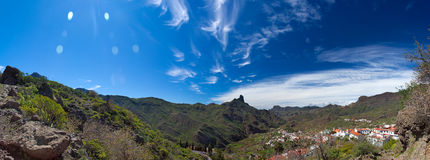 Gran Canaria, February Royalty Free Stock Images