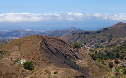 Gran Canaria, inland Royalty Free Stock Image
